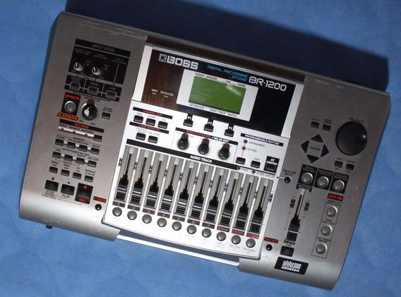 Boss Br-1200 Digital Recording Studio - Willaudio