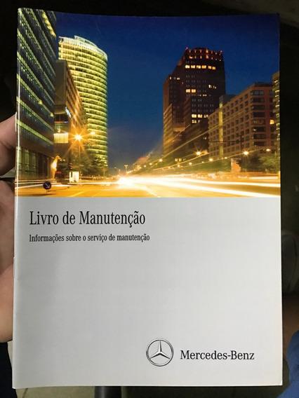 Manual Proprietário Novo Virgem Original Mercedes Bens 2014