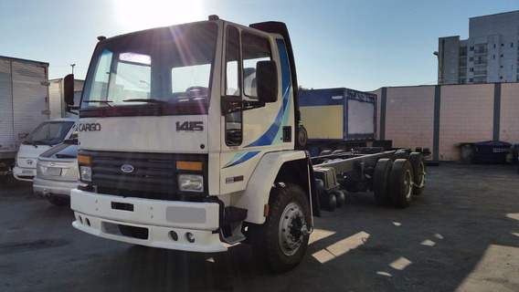 Cargo 1415 93 Truck/chassi