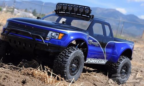 Body Ford F-150 Raptor ( Requiere Corte Y Pintura) Slash