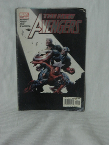 Imagen 1 de 1 de The New Avengers No. 2 Michael Bendis