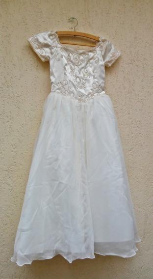 Vestido De Formatura Infantil