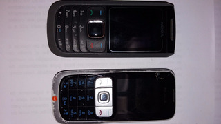 Nokia 2630 E Nokia 1680c-2