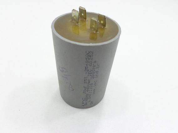 Capacitor Uf 20 Uf 440v/ Motores De Indução (grd) - 60524