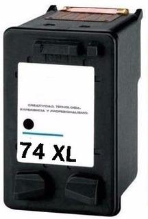 Cartucho Alternativo Para 74 Xl Negro C4280 5280 5580