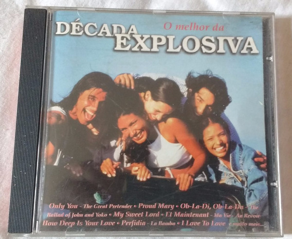 2 DECADA BAIXAR CD VOL EXPLOSIVA ROMANTICA
