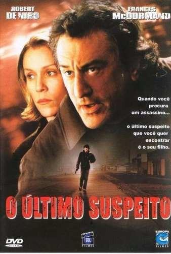 Dvd O Último Suspeito - Robert De Niro - Novo E Lacrado! | Mercado Livre