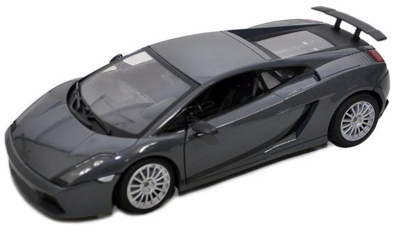 Lamborghini Gallardo Superleggera 1:18 Motormax Carros