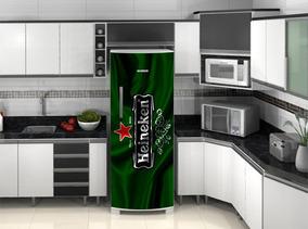 Adesivo Geladeira Duplex Cerveja Beer Porta