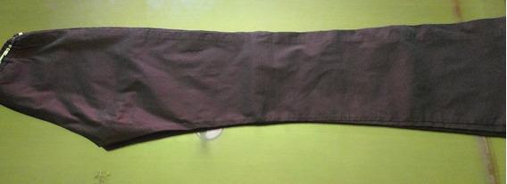 Pantalon Bordo