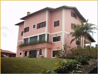 Cod-1372 Chácara Com 5385m2 Casa Com 6 Dormitórios.