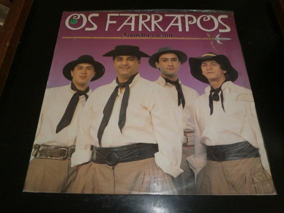 Lp Os Farrapos - Gaúcho Eu Sou, Disco Vinil, Ano 1992