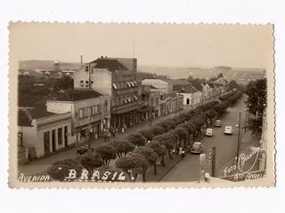 Cartao Postal Fotografico - Santo Angelo - Rs - Anos 50