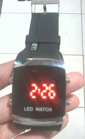 Relógio Led