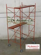 Alquiler Económico Andamios Y Equipos De Construc Dr Andamio