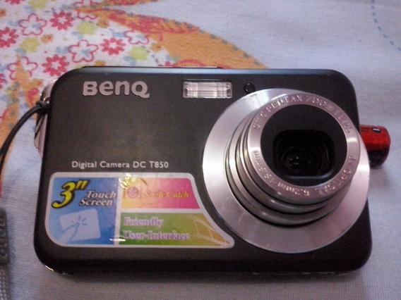 Câmera Digital Benq Dc T850 8.0 Megapixels Touch Oem