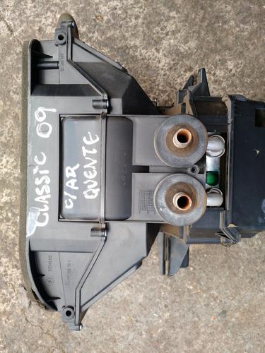Caixa Evaporadora Do Ventilador Corsa Classic C/ Ar Quente