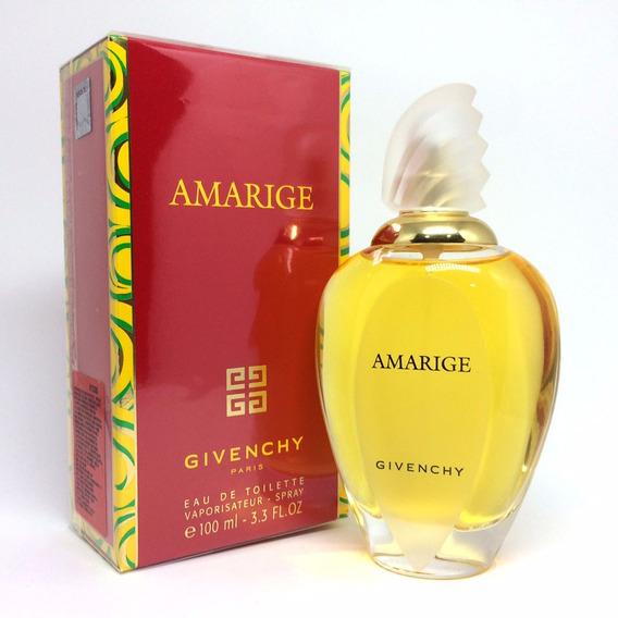 Givenchy Amarige 100ml Feminino + Amostra De Brinde