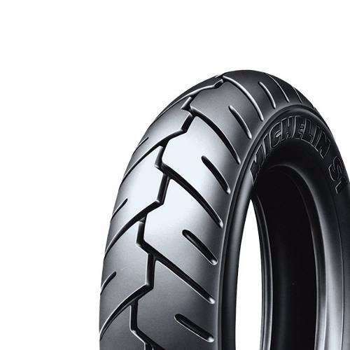 01 Pneu 3.50-10 Michelin Traseiro/dianteiro Burgman 125