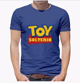 Camiseta Soltero / Toy