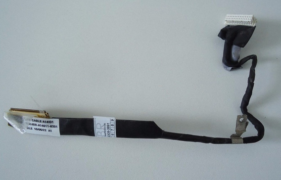 Flat Cable Notebook Positivo Lcd A14id1- 45r-a14011-0301