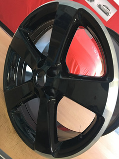 Rin 17 Jetta Beetle Vento Sarasota Black Edition