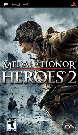 Jogo Psp Medal Of Honor Heroes 2