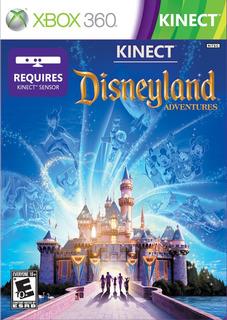 Xbox 360 Kinect Aventuras En Disneylandia Fisico