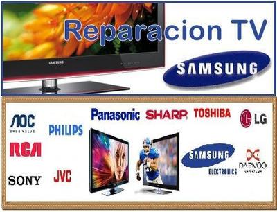 Reparación De Tv, Lcd, Plasma A Domicilio O Taller Chacao.