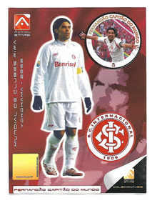 Fernandão-3 Adesivos De Colar Diferentes(mundial Clubes 2006