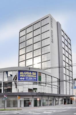 Sala Comercial Para Locação, Centro, Blumenau. - Codigo: Sa0234 - Sa0234