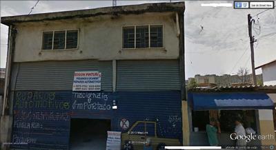 Prédio Comercial Guaianases Com 3 Pavimentos Terreno 466 M2.