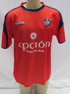Camisa De Futebol Do Getafe Da Espanha #21 Gallardo Joma - A