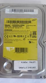 Hd Samsung Hd322hj / Sra 320g - Nao Liga Cod3