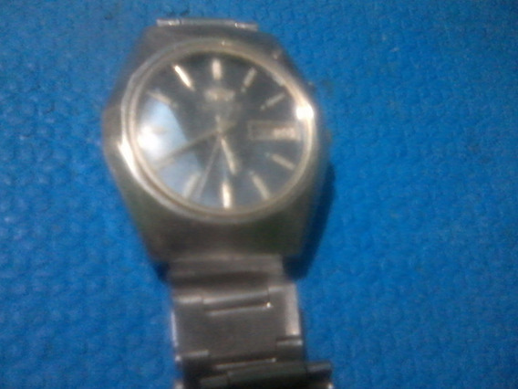 Relógio Orient Auto 21 Jewels Masculino Mostrador Azul
