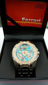 Relógio Ferrari Masculino T12ka6 Original Barato