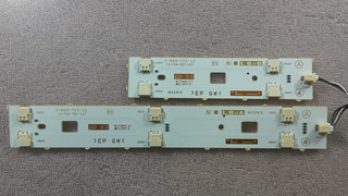 Placa Conectores Dos Leds A+b Sony Kdl-40w605b 1-734-767-11