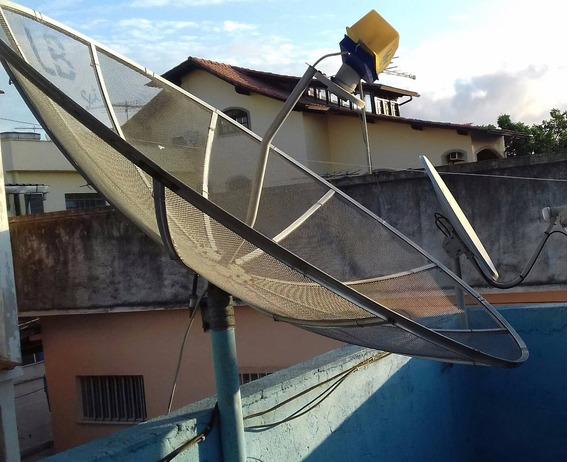 Antena Parabólica Grande