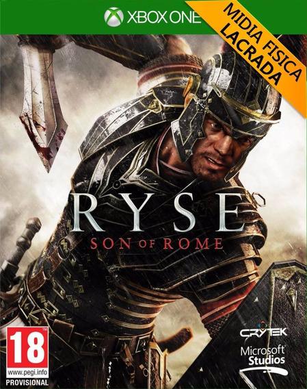 Ryse Xbox One, Mídia Física/português/lacrado/ Frete Grátis