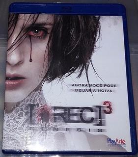 Blu-ray Rec 3: Gênesis (lacrado)
