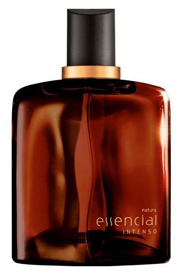 Deo Parfum Natura Essencial Intenso Masculino 100ml + Frete