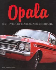 Livro Opala Chevrolet Mais Amado Do Brasil Carro Gm