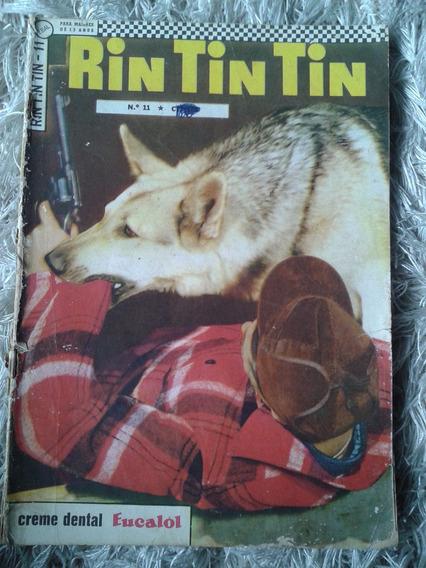 Revista Rin Tin Tin - Número 11 - 1966