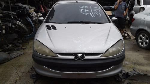 Peugeot 206 Selection 1.0 16v 2001 (sucata Somente Peças)