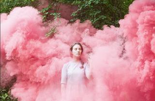 Humo De Colores Para Fotografía, Teatro, Efectos Especiales