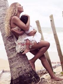 Vestido Beyoncé Tipo Regata Saída De Praia Balada Festas