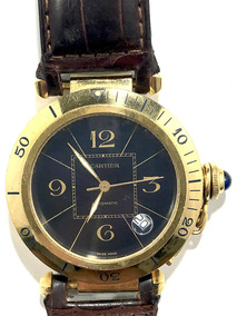 Relógio Cartier Pasha Ouro 18k