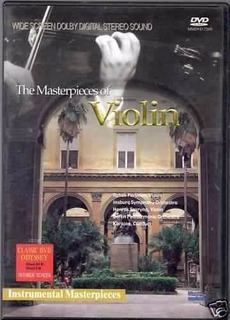 The Masterpieces Of Violin