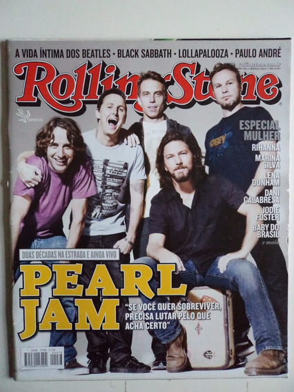 Revista Rolling Stone N 78 - Março De 2013