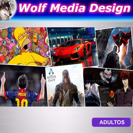 10 Poster 30x42 Lamina Afiche Cine Pelicula Series Juegos